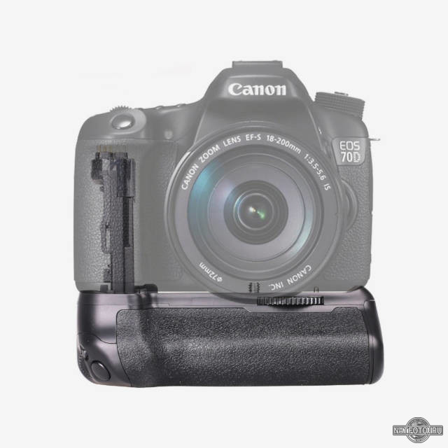 батарейный блок canon